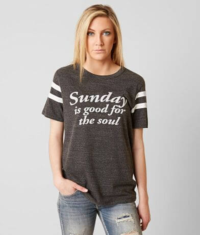 The Light Blonde Sunday Good For The Soul T-Shirt