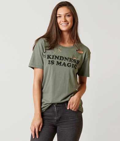 The Light Blonde Kindness Is Magic T-Shirt