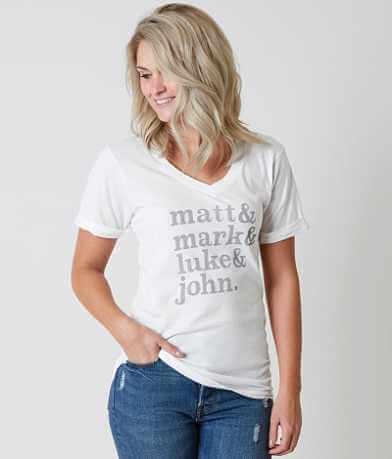 The Light Blonde Matt Mark Luke John T-Shirt