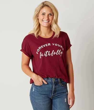 The Light Blonde Forever Yours Faithfully T-Shirt
