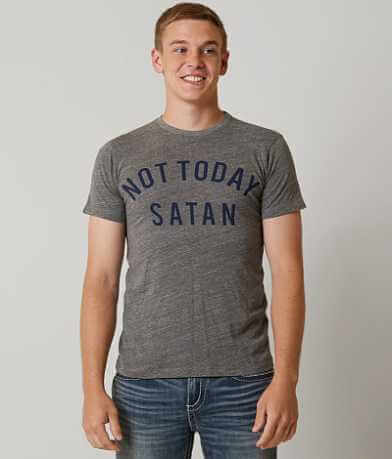 The Light Blonde Not Today Satan T-Shirt