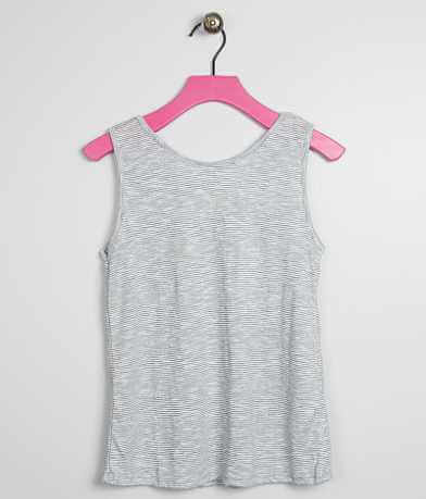 Girls - Daytrip Striped Tank Top