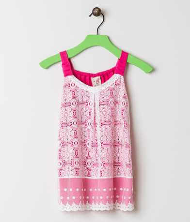Girls - Lily Bleu Knit Tank Top