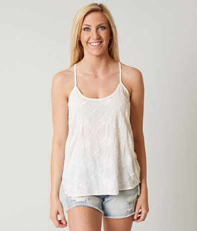Daytrip Lattice Tank Top