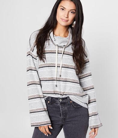 BKE Striped Pullover