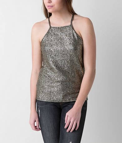 Daytrip Foiled Tank Top