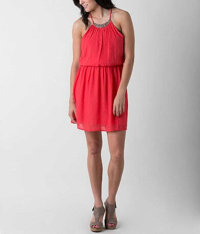 As U Wish Crinkle Dress
