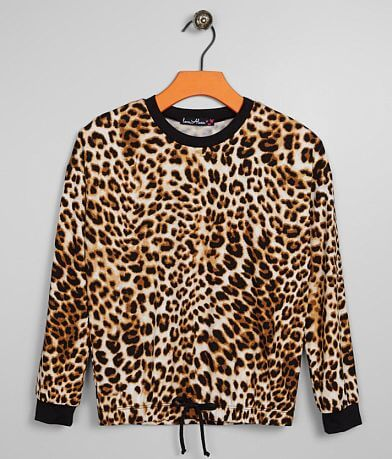 Girls - Daytrip Animal Print Top