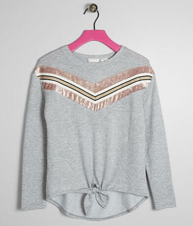 Girls - Daytrip Front Tie Top