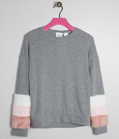 Girls - Daytrip Fleece Top