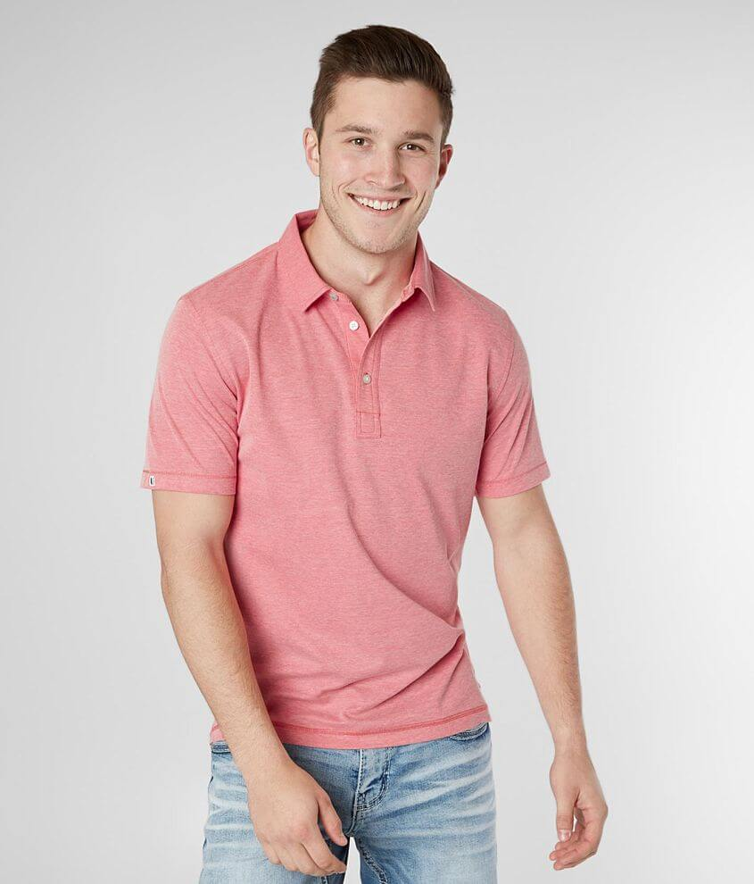 Linksoul Oxford Polo front view