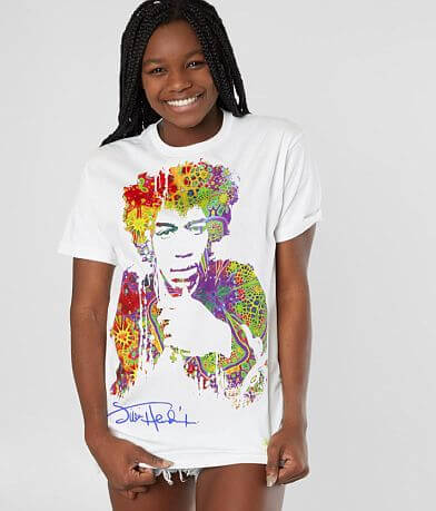 Liquid Blue® Jimmy Hendrix T-Shirt