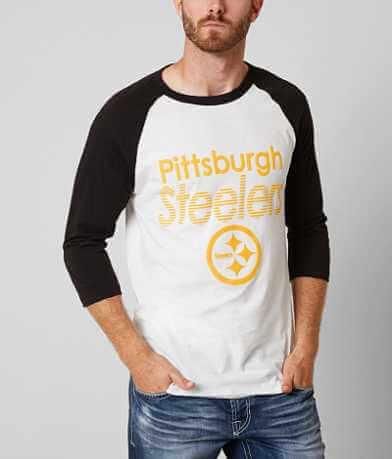 Junk Food Pittsburgh Steelers T-Shirt