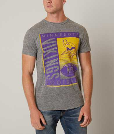 Junk Food Minnesota Vikings T-Shirt