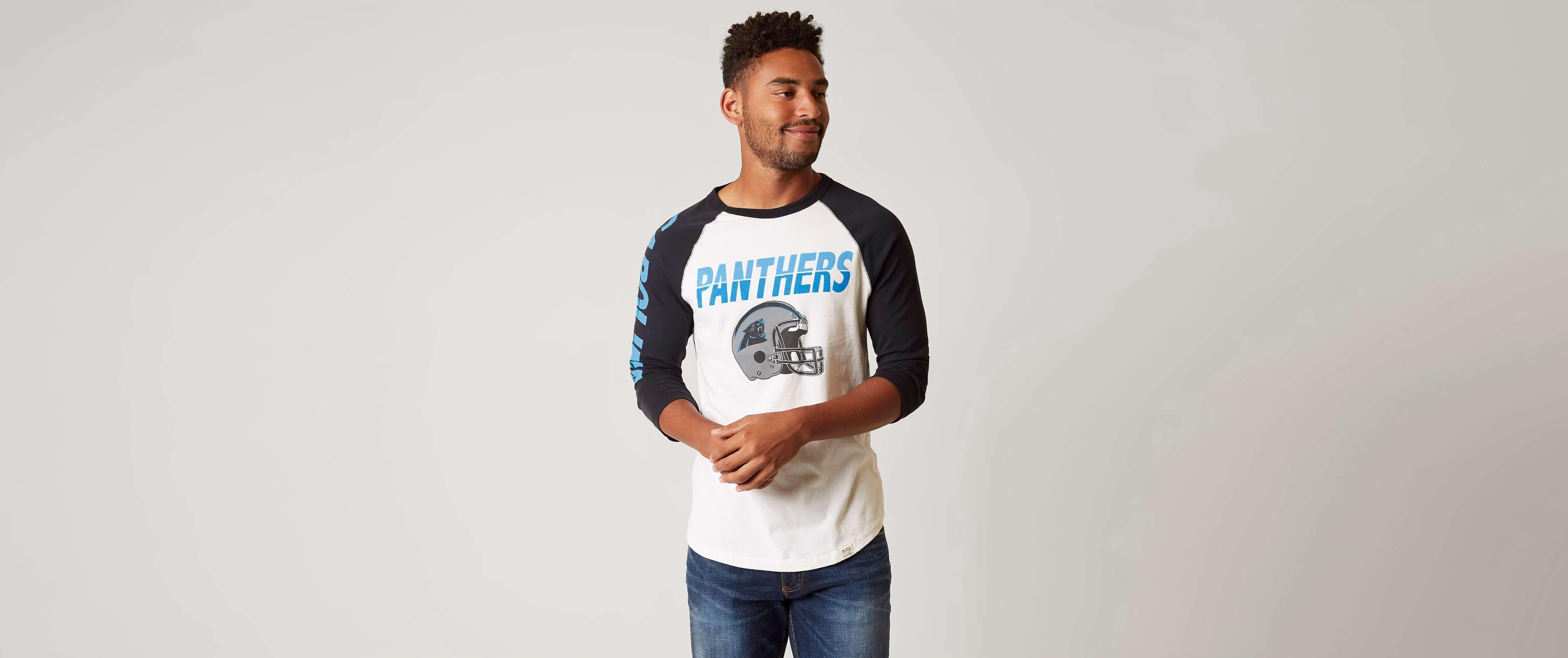 Hot Junk Food Carolina Panthers T-Shirt free shipping