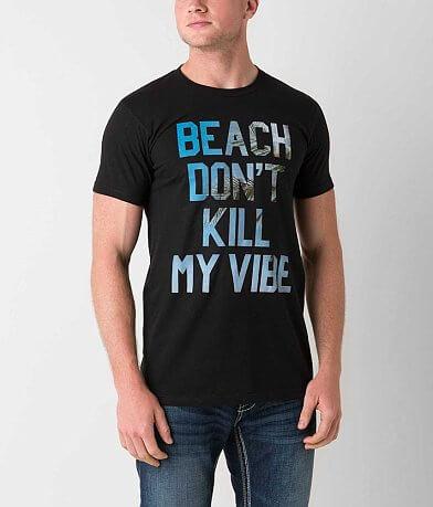 Junk Food Beach Don't Kill My Vibe T-Shirt