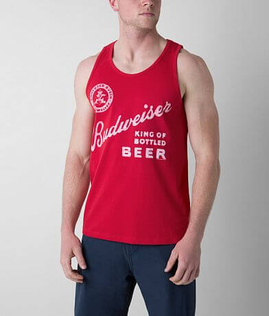 Junk Food Budweiser Tank Top