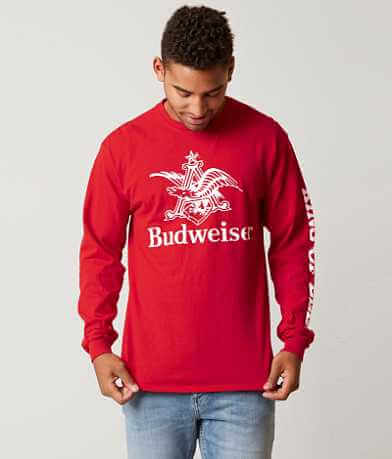 Junk Food Budweiser King of Beers T-Shirt