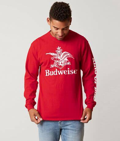 Junk Food Budweiser King of Beers T-Shirt