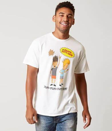 Junk Food Beavis & Butt-Head T-Shirt