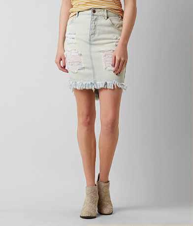 Lira The Walk Jean Skirt