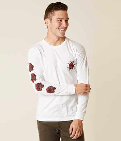 Lira Rose Badge T-Shirt