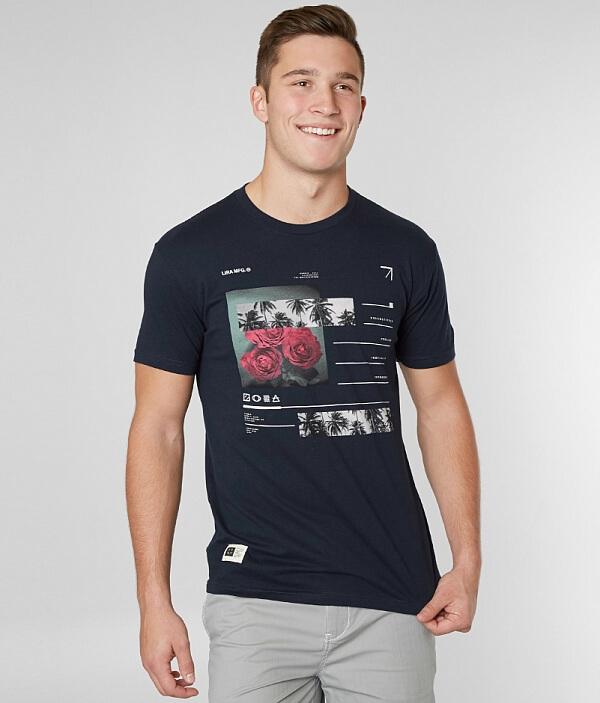 Lira Charted Lira Lira Shirt T Charted T Charted T Shirt 6qCwXv