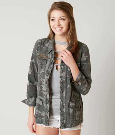 BKE Camo Jacket