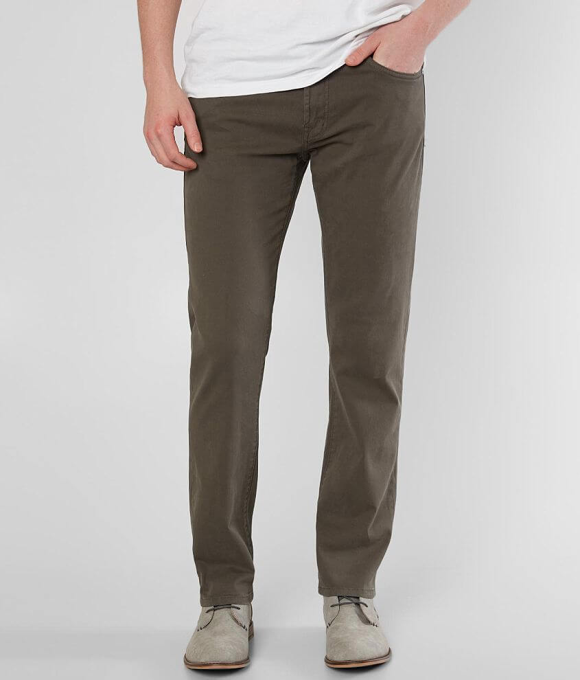 Relaxed fit pant Stretch fabric Straight from knee to hem Mid-rise, 16\\\