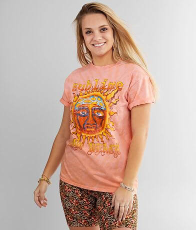 Sublime Long Beach Band T-Shirt