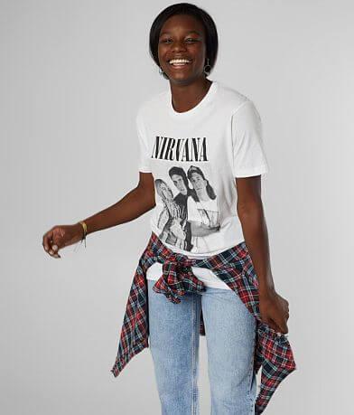 Nirvana Oversized Band T-Shirt
