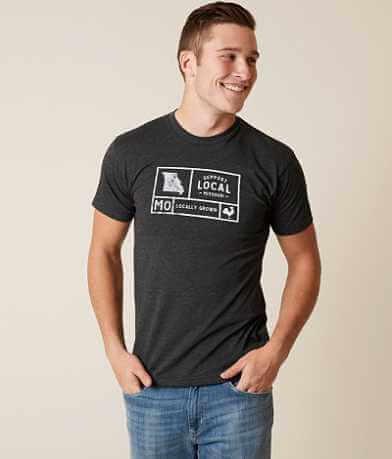 Locally Grown Missouri Support Local T-Shirt