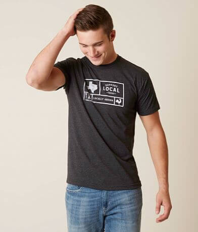 Locally Grown Texas Support Local T-Shirt