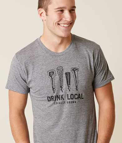 Locally Grown Drink Local T-Shirt