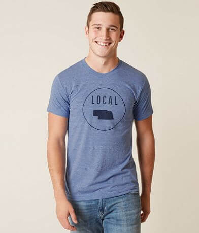 Locally Grown Nebraska Local T-Shirt