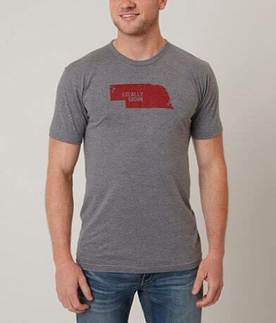 Locally Grown Nebraska T-Shirt