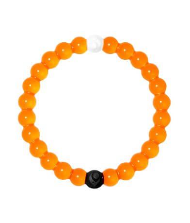 Orange Lokai Bracelet