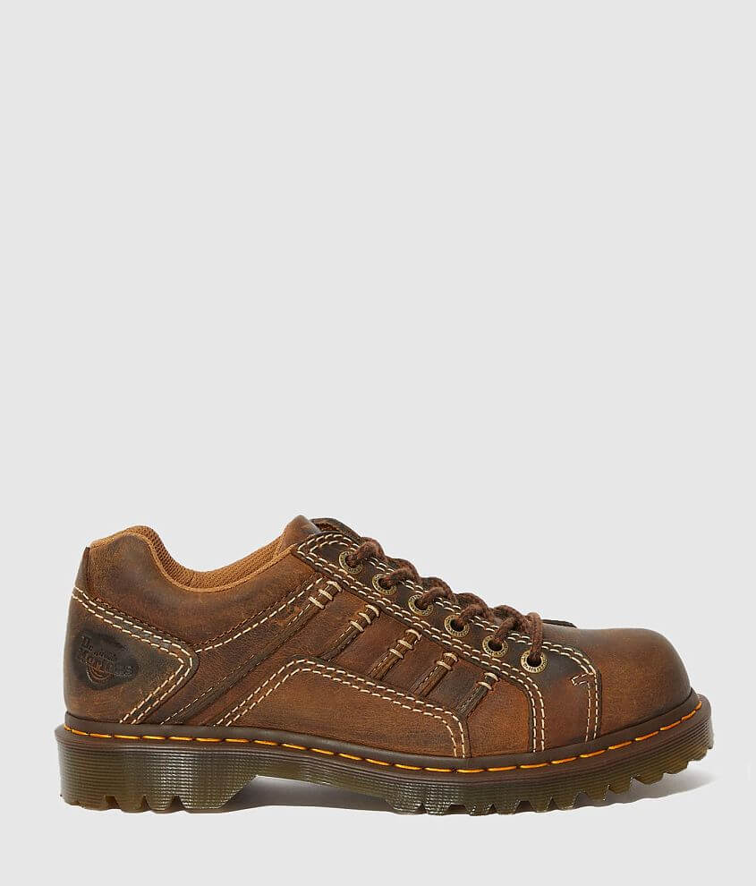 Dr. Martens Keith Leather Shoe front view