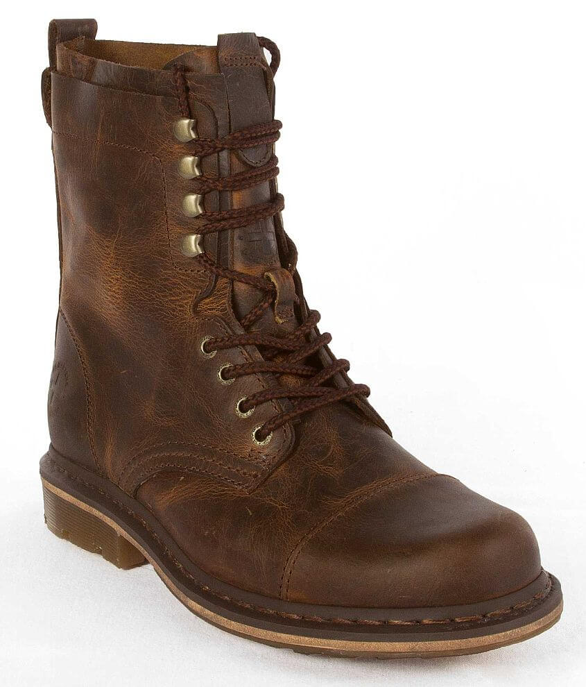 Dr. Martens Piper Boot front view