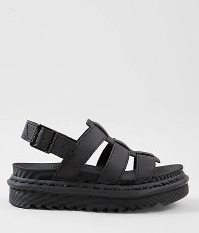 Dr. Martens Yelena Leather Sandal