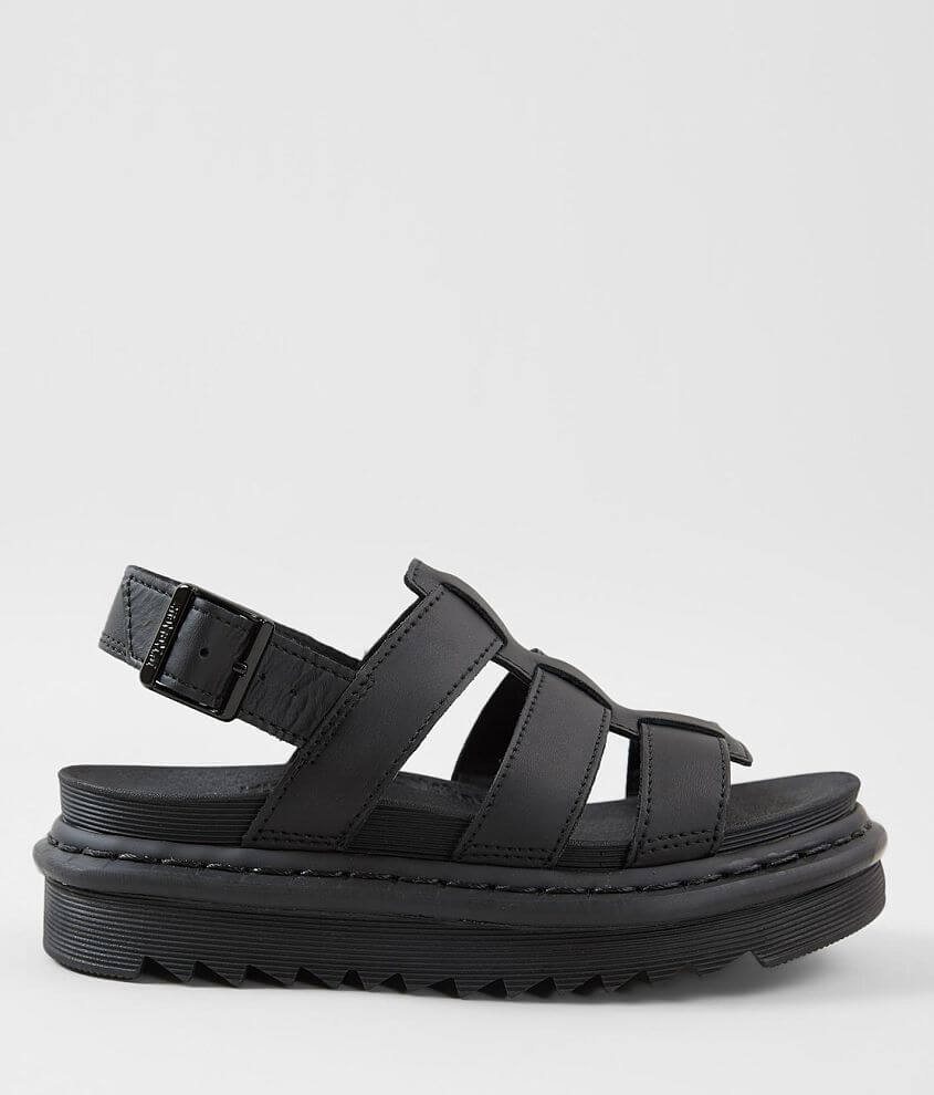 Dr. Martens Yelena Leather Sandal front view
