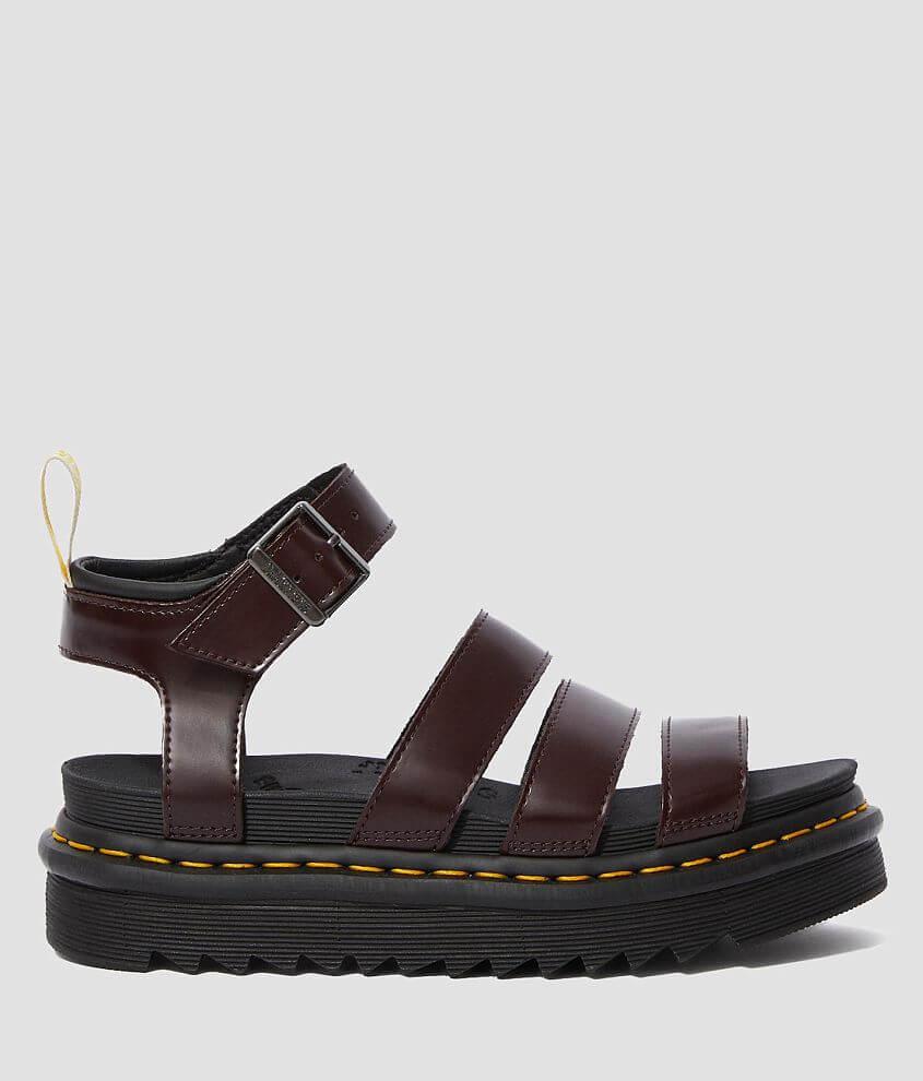 Dr. Martens Blaire Vegan Leather Sandal front view