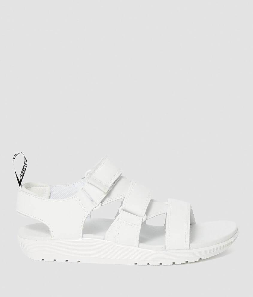 e6cb6e0064f Dr. Martens Redfin Strappy Leather Sandal - Women's Shoes in White ...