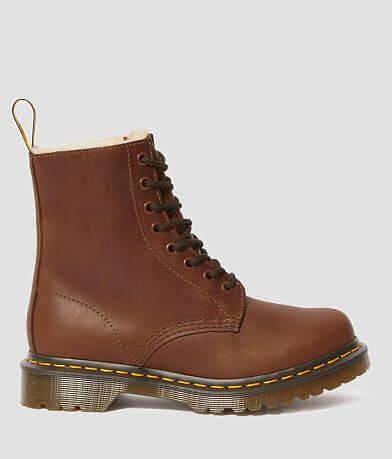 Dr. Martens 1460 Serena 8 Eye Leather Boot