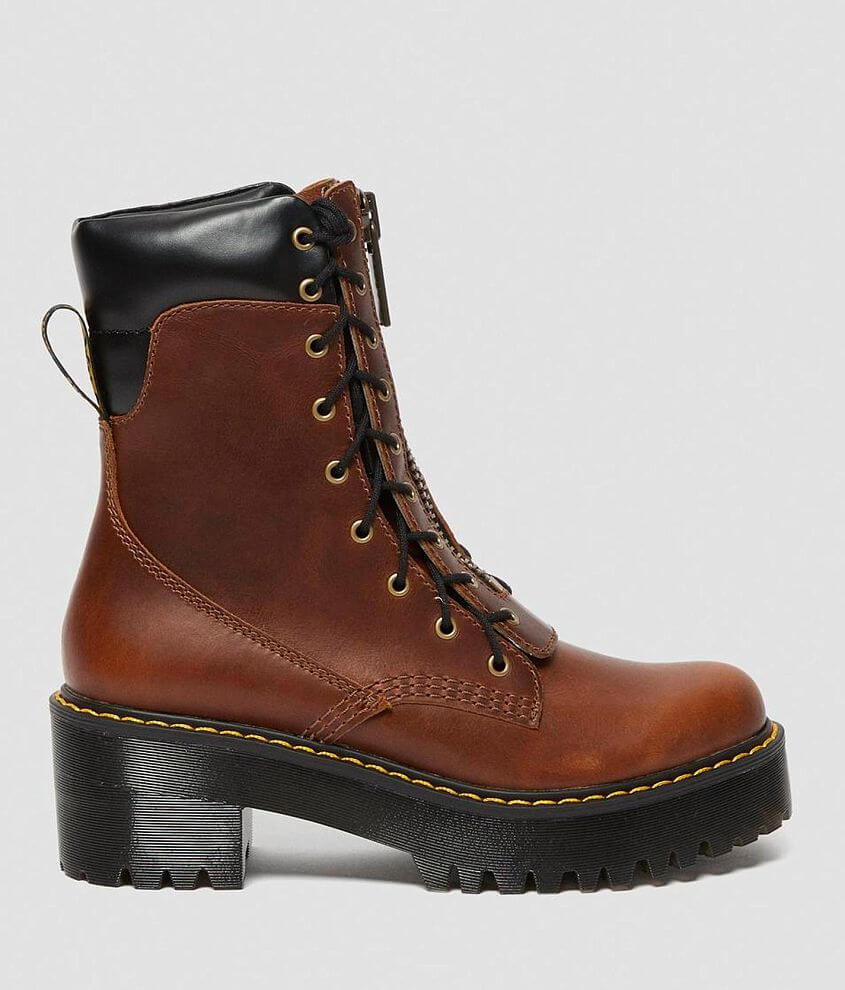Dr. Martens Karmilla Leather Boot front view