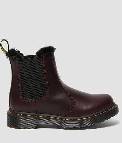 Dr. Martens Leonore Leather Chelsea Boot