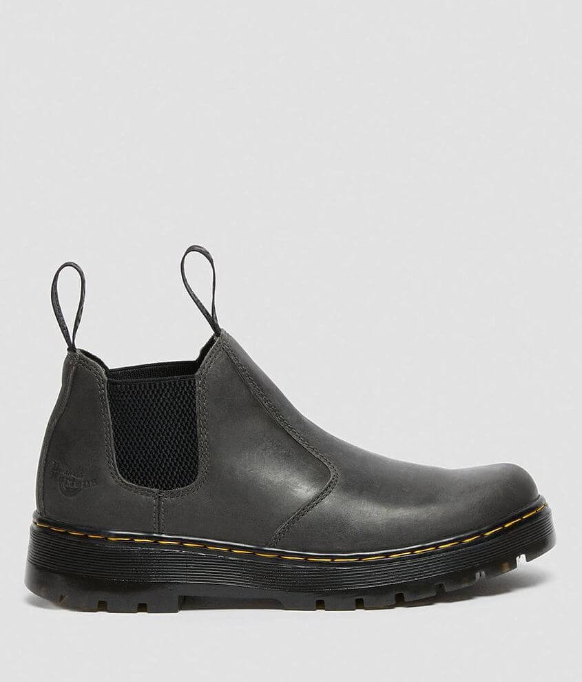 Dr. Martens Hardie Leather Chelsea Work Boot front view