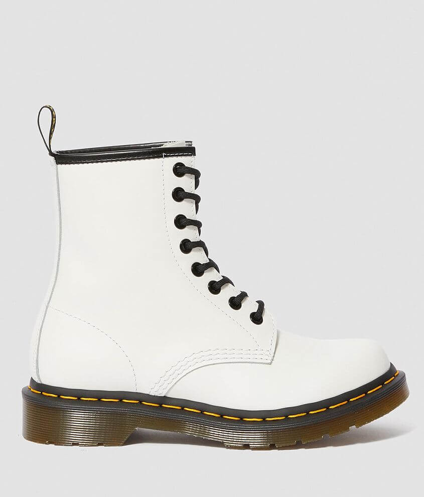 Dr. Martens 1460 Smooth Leather Boot front view