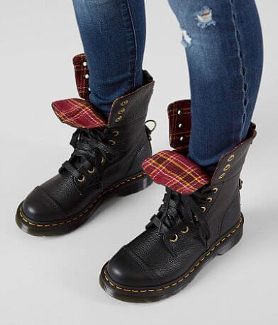 Dr. Martens Aimilita Aunt Sally Leather Boot
