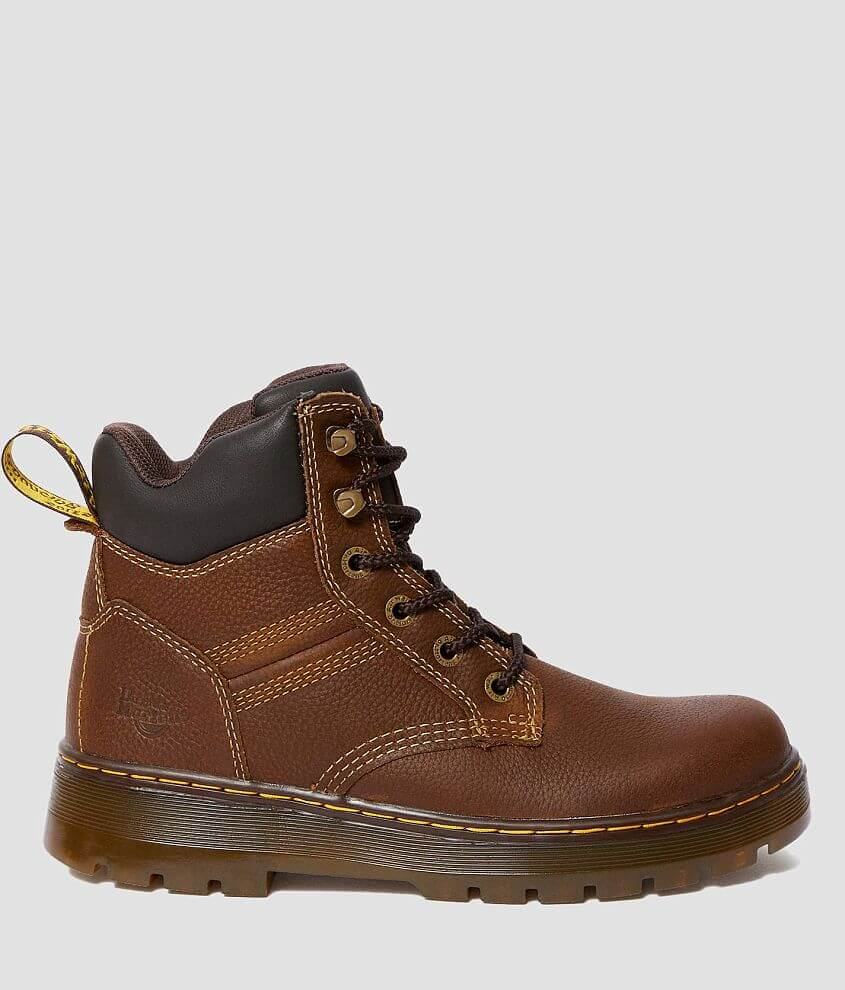Dr. Martens Gabion Leather Hiker Boot front view